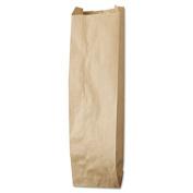 Paper Bag, 35lb Kraft, Brown, 4 1/2 x 2 1/2 x 16, 500/Pack