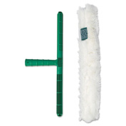 "Original Strip Washer, 18"" Wide Blade, Green Nylon Handle, White Cloth Sleeve"