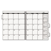 At-A-Glance 7092378 Monthly Planner Refill, 9 x 11, 2018
