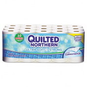 Bath Tissue, 2-Ply, White, 30 Rolls/Carton
