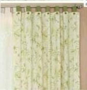 Hot Seller 'Asia' Bedding Collection Decorative Window Panels