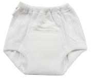 White Potty Training Pant