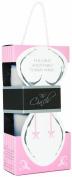 The Cinch Postpartum Signature Cinch Combo Wrap Back Support Hip Shaper, Cool Grey, X-Small/Medium