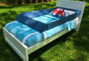 Wall Bumpi Deluxe 97cm Safety Portable Bed Rails