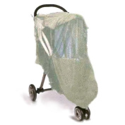 Protect-a-Bub 003015 Universal All Weather Shield Single Stroller - Stone