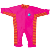 Splash About UV All-in-One suit (sun protection), pink/mango