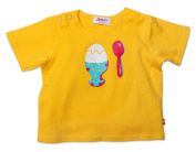 Zutano Baby-girls Infant Cups And Cakes Short Sleeve Screen T-Shirt