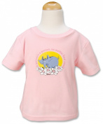 Trend Lab Dr. Seuss T-Shirt, Horton, Pink