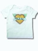 Light of Mine Designs Little Rock Star Short Sleeve T-Shirt