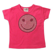 B-Nu by Purple Orchid - Infant Girls Short Sleeve Top