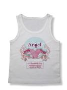 Light of Mine Designs Definition-Angel Rib Cotton Infant Tank Top
