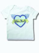 Light of Mine Designs Babies Rock Short Sleeve T-Shirt