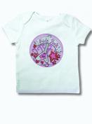 Light of Mine Designs Girls Rock Short Sleeve T-Shirt