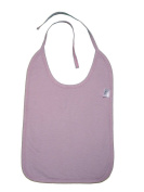 TwOOwls Bib -100% organic cotton-Made in the USA