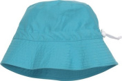 Kids Hat w/ Toggle by Snapper Rock - Solid Aqua