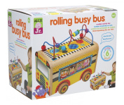 Alex Toys Rolling Busy Bus