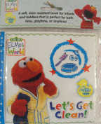 Babies Sesame Street Bath Time Bubble Books