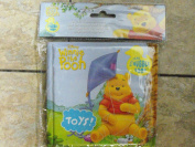 Winnie the Pooh Bath Time Bubble Book (Toys) Characters may vary