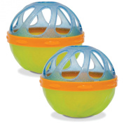 Munchkin Baby Bath Ball, Colours May Vary, 2 Count