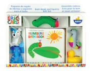 Kids Preferred Book with 5 Squirties Bath Gift Set, The Very Hungry Caterpillar