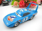 100% original!!! Mattel 1:55 Disney Pixar Cars diecast toys NO 43 THE KING