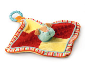 Russ Berrie Babies Love To Learn Activity Blankie