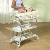 Euro Spa Baby Bathtub and Changer Combo