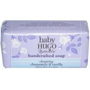 Hugo Nautrals Baby Hugo, Handcrafted Soap, Chamomile & Vanilla, 120ml