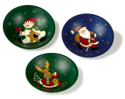 Nostalgic Advent Bowls - set of 4