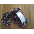 Ladies Girls Chocolate BROWN Fluffy Magic Gloves by MIA MODA for TJ Hughes ONE SIZE