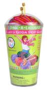 Bead Bazaar Soda Pop Scarf Kit Pink-A-licious