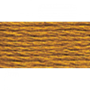 DMC Six Strand Embroidery Cotton 8.7 Yards-Very Dark Old Gold