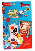 Funskool Creative Flower Press Cards Craft Set