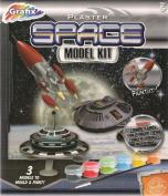 SPACE - Model kit (Plaster)