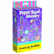 Creativity for Kids Paper Bean Jewellery Mini Kit