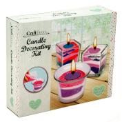 New Candle Jar Making Craft Kit