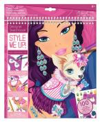 Style Me Up SMU Sketchbook Puppy Love