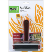 "Speedball Pop-In Brayer 4""-Foam"
