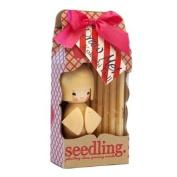 Seedling Colour Me Kokeshi Doll