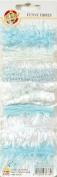 Kars Fancy Fibres - Baby Blues/White