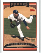 2006 Topps Baseball Card # 316 Craig Breslow (RC) - Rookie Card - San Diego Padres