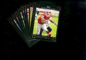 2007 Topps Kansas City Chiefs Football Cards Team Set (14 Cards) - Includes Larry Johnson, Tony Gonzalez and Damon Huard