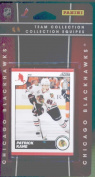 2010 /11 Score Hockey Cards Team Set - Chicago Blackhawks- 15 Cards Including Jonathan Toews, Patrick Kane, Marian Hossa, Duncan Keith, Marty Turco, Brent Seabrook and more !
