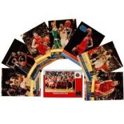 2010 / 2011 Donruss Basketball TORONTO RAPTORS Team Set - 8 Cards Including Leandro Barbosa, Andrea Bargnani, Jose Calderon, Ed Davis Rookie and more!