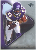 2007 Upper Deck NFL Players Rookie Premiere 21 # Adrian Peterson Rookie Football Card - Minnesota Vikings - Mint Condition- Shipped in