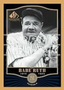 2001 SP Legendary Cuts #78 Babe Ruth Baseball Card - Mint Condition - In