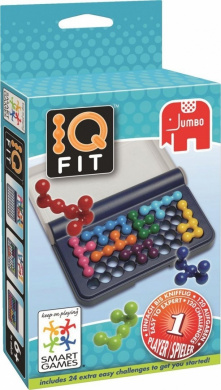 Smart Games IQ Fit Brainteaser Travel Game