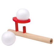 Classic Wooden Blow Pipe Game - Great Stocking Filler