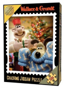 Cheatwell Games 500 Piece Puzzle Wallace And Gromit Xmas Jumper