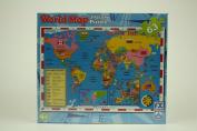 World Map 63 Jigsaw Puzzle